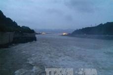 Lũ xuất hiện trên các sông Thao và sông Lô, nguy cơ sạt lở đất, lũ quét tại Hà Giang, Cao Bằng, Lạng Sơn