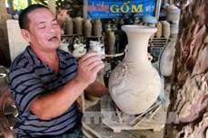 Bảo tồn và phát triển làng gốm Mỹ Thiện