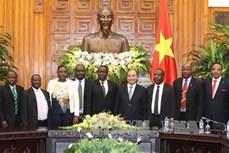 坦桑尼亚呼吁越南企业对该国多个领域进行投资