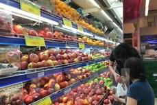 2017年前8个月越南蔬果出口额约达23.2亿美元