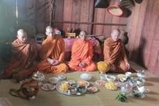 Độc đáo Lễ trai tăng của đồng bào Khmer