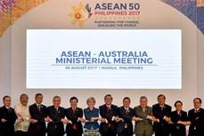 东盟与十个伙伴国达成多项重要共识 一起规划未来合作方向