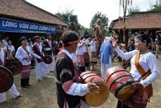 Đặc sắc lễ hội cầu mưa của dân tộc Chăm H'roi