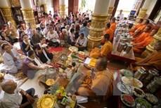 Đồng bào Khmer Sóc Trăng vui đón lễ Sene Dolta