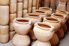 Vĩnh Long bảo tồn và phát triển làng nghề gốm đỏ