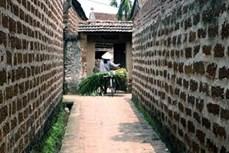 Nguy cơ phá vỡ quy hoạch Di tích làng cổ Đường Lâm (Bài 2)