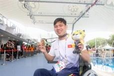 ASEAN Para Games 2017:越南体育代表团获33金