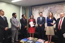 巴西—越南友好议员小组正式亮相