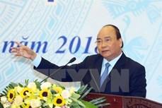 政府总理阮春福:计划与投资部勇做创新先锋 切实做到工作领先