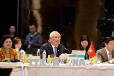 APPF第26届年会:与会代表就亚太地区合作与发展纷纷建言献策