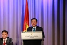 王廷惠与葡萄牙企业进行对话