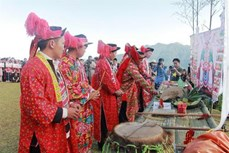 瑶族神秘的风俗——盘王祭礼