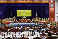 Nhóm ảnh về Hội nghị chuyên đề Phật giáo Nam tông Khmer lần thứ VIII năm 2018: