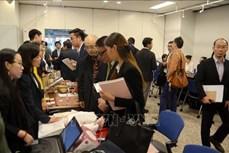 进一步促进越南与日本之间的贸易合作