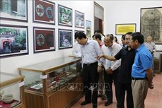 Trưng bày 500 tư liệu, hiện vật, cổ vật thời Đông Sơn và các triều đại Việt Nam