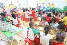 Lạng Sơn đảm bảo chất lượng bữa ăn bán trú cho trẻ mầm non ở vùng cao