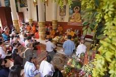 Nhiều hoạt động nhân dịp lễ Sene Dolta năm 2018 của đồng bào Khmer ở Sóc Trăng