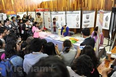 越南民族文化宣传活动在墨西哥举行