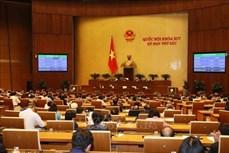 Quốc hội thông qua Luật sửa đổi, bổ sung một số điều của Luật Giáo dục Đại học