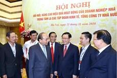 阮春福总理:明确个人和组织在推迟国企股份化进程的责任