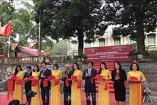Triển lãm Hoàng thành Thăng Long qua Mộc bản triều Nguyễn - Di sản tư liệu thế giới