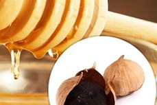Tỏi đen ngâm mật ong - Bài thuốc quý từ thiên nhiên