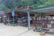 Độc đáo làng nghề Phúc Sen – nơi người dân sống bằng nghề làm dao