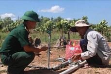 Đoàn Kinh tế-Quốc phòng 737 gắn kết tình quân dân nơi vùng biên Ea Súp