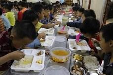 Nâng cao chất lượng bữa ăn bán trú cho học sinh vùng cao