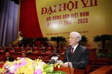 第七届越南农民协会全国代表大会隆重开幕