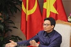 Phó Thủ tướng Vũ Đức Đam họp Ban Chỉ đạo Nghị quyết số 70/NQ-CP về chính sách xã hội