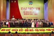 Đại hội VII Hội Nông dân Việt Nam:
