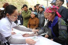 Nhiều bác sĩ trẻ tình nguyện về công tác tại vùng sâu, vùng xa, vùng khó khăn