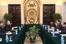 越南与梵蒂冈在河内召开第七轮混合工作组会议