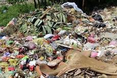 Thanh Hóa gian nan xử lý rác thải ở khu vực nông thôn, miền núi