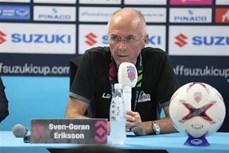 菲律宾主帅:越南是菲律宾AFF Suzuki Cup 2018上碰到的最强对手