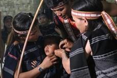 Lễ thổi tai của dân tộc Ba Na