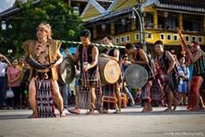 广南省首次少数民族文化日热闹举行
