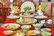 Ngày Tết thưởng thức ẩm thực chay xứ Huế