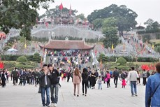 广宁省旅游业迎来旺季