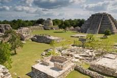 Phát hiện kim tự tháp cao 30m niên đại 2000 năm tuổi của người Maya