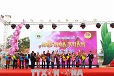 Quảng Ninh phát triển thương hiệu hoa Hoành Bồ