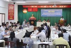 Phản biện, hoàn thiện đề án điều chỉnh phí bảo vệ môi trường đối với nước thải công nghiệp tại Thành phố Hồ Chí Minh