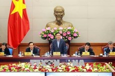 王廷惠:2018年越南全国达到新农村建设标准的乡镇至少达39%