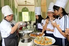 """""""好味法兰西""""国际美食活动在胡志明市举行"""