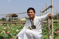 Chàng trai người Chăm Quảng Ngọc Nhiên khởi nghiệp thành công với 10 triệu đồng