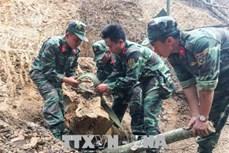 Điện Biên phát hiện và hủy quả bom nặng hơn 300 kg