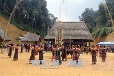 Giảm thiểu tình trạng tảo hôn và hôn nhân cận huyết thống của đồng bào dân tộc tỉnh Quảng Nam