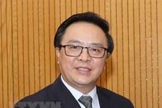 越共中央对外部部长黄平君:阮富仲此访开辟了越法和越古关系更美好前景