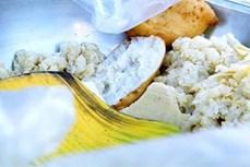 Xôi vò bánh chiên - đặc sản độc quyền của Phan Thiết